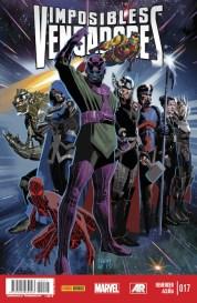 Imposibles Vengadores 17 (Panini)