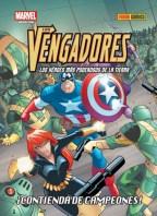 Los Vengadores: Los Héroes Más Poderosos de La Tierra (Panini)