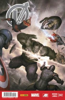 Los Vengadores v4, 42 (Panini)