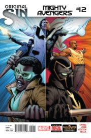 Mighty Avengers Vol.2 #12Poderosos Vengadores 11 (Panini)