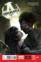 Portada Avengers Undercover #7