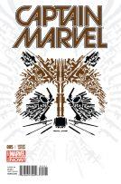 Portada alternativa Captain Marvel #5