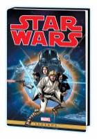 Star Wars: The Original Marvel Years Omnibus HC CHAYKIN COVER