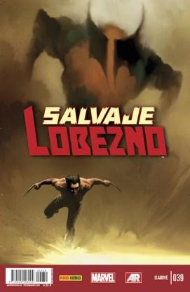 Salvaje Lobezno 39 (Panini)
