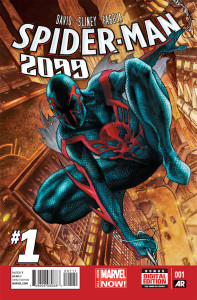 Spider-Man 2099 #1 Portada