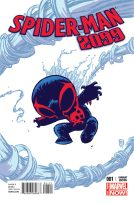 Spider-Man 2099 #1 Alternativa 1
