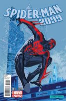 Spider-Man 2099 #1 Alternativa 2