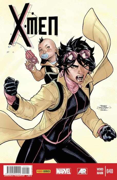 X-Men v4, 40 (Panini)