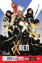 X-Men 16 - Portada