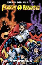 Colección Extra Superhéroes 41. Los Vengadores / Thunderbolts (Panini)