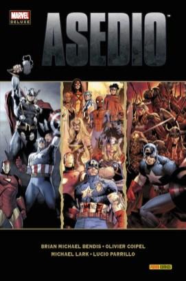 Marvel Deluxe. Asedio (Panini)