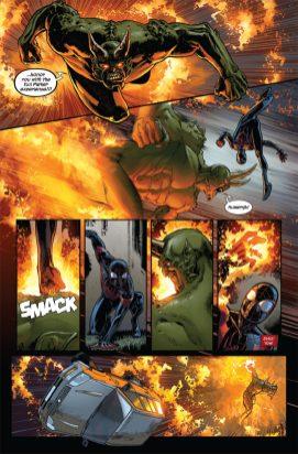 Miles Morales Ultimate Spider-Man 4 - Previo 3