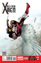 Portada All-New X-Men #30