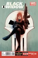 Portada Black Widow #9