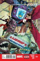 Portada Captain America #24