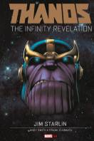 Portada Thanos: The Infinity Revelation