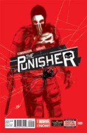 Portada The Punisher #9