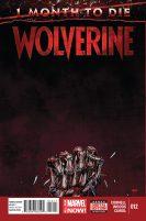 Portada Wolverine #12