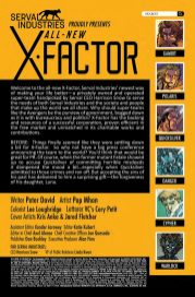 ALL-NEW X-FACTOR 13 2