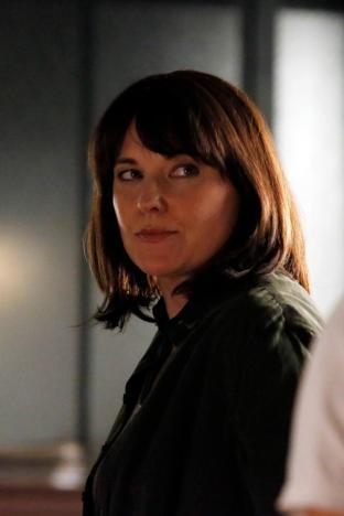 Agente Isabelle Harley