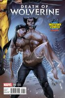 Portada alternativa Death of Wolverine #2
