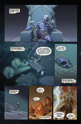 THOR- GOD OF THUNDER #25 4