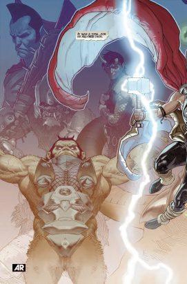 THOR- GOD OF THUNDER #25 5