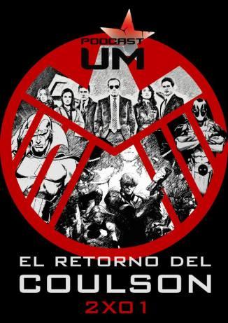 Cartel del programa 2x01 realizado por Alexandra Vila Figueiras