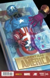 Capitán América v8, 45 (Panini)