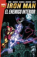 Marvel Gold. Iron Man: El Enemigo Interior (Panini)