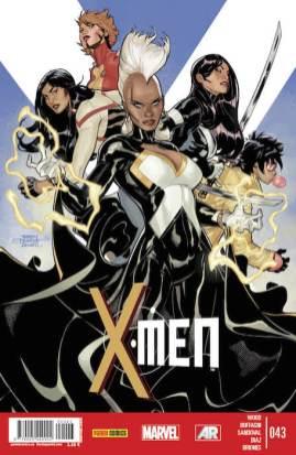 X-Men v4, 43 (Panini)