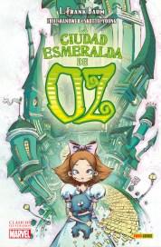 Clásicos Ilustrados Marvel. La Ciudad Esmeralda de Oz (Panini)