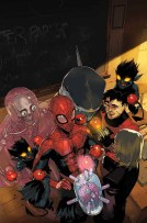 Spider-Man_&_The_X-Men_1_Bengal_Variant