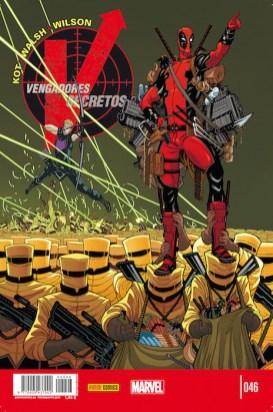 Vengadores Secretos 46 (Panini)