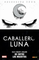 100% Marvel. Caballero Luna 1 (Panini)