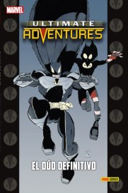 Coleccionable Ultimate 73. Ultimate Adventures (Panini)