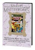 MARVEL MASTERWORKS: THE FANTASTIC FOUR VOL. 17 HC — VARIANT EDITION VOL. 220 (DM ONLY)