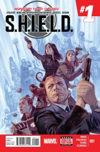 S.H.I.E.L.D. 1 a