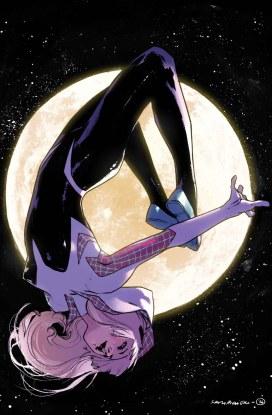 SPIDER-GWEN #2 portada de Pichelli