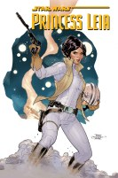 PRINCESS LEIA #1 y 2 (de 5)