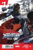 All-New Captain America Fear Him #1 1