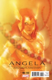Angela Asgard's Assassin #3 2