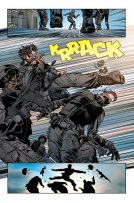 Death of Wolverine The Weapon X Program 5 4