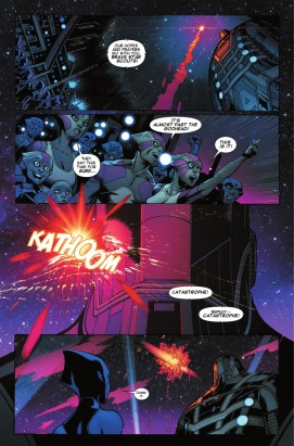 Guardians of the Galaxy & X-Men The Black Vortex Alpha #1 5
