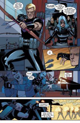 Hawkeye Vs. Deadpool 4 2