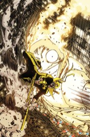 IRON FIST THE LIVING WEAPON #11