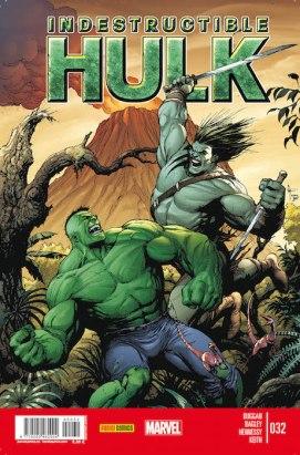 Indestructible Hulk 32 (Panini)