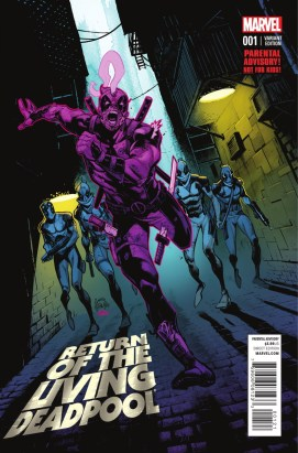 Return Of The Living Deadpool #1 2