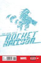 Rocket Raccoon 7 1