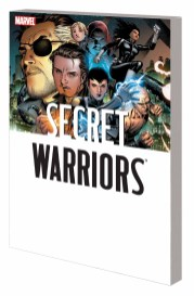 SECRET WARRIORS THE COMPLETE COLLECTION VOL. 1 TPB